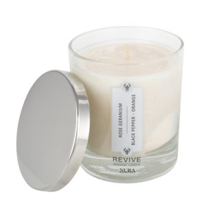 Soy Wax Candle with Stainless steel lid