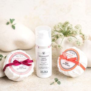 handcream-with-two-soaps