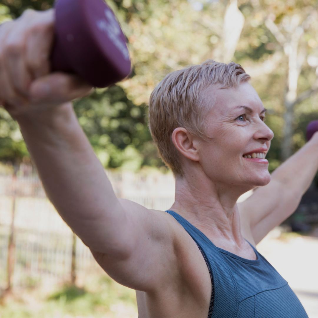 exercise can make you look younger